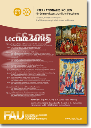 Lecture Series Summer 2015